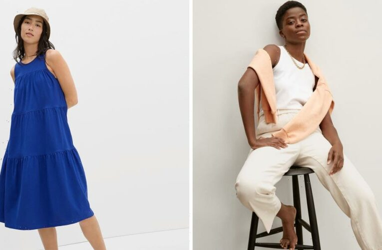 Everlane's Epic Summer Sale Is Here: 7 Picks Up to 60% Off