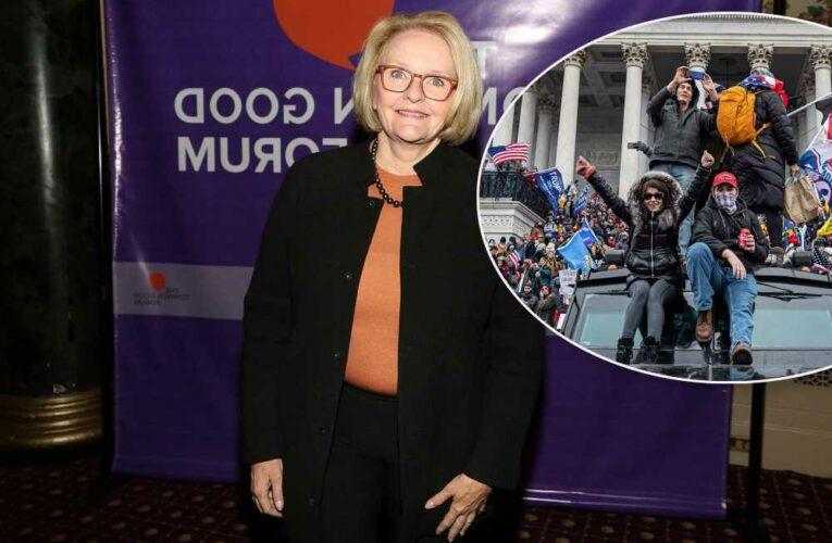Ex-Senator Claire McCaskill says Capitol riots were worse than Benghazi