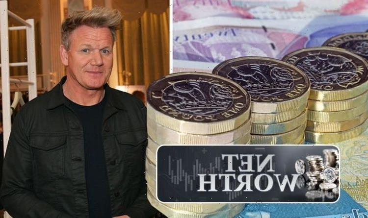 Gordon Ramsay net worth: Celebrity chef is worth millions – fortune unveiled