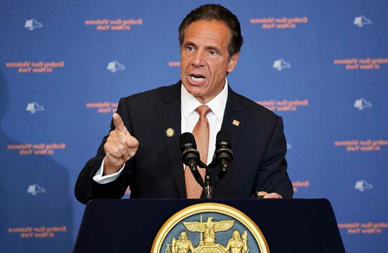 Gov. Cuomo lays low after apparent questioning in AG's sex harassment probe