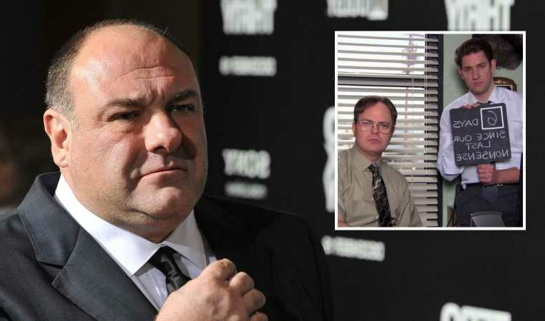"""HBO Reportedly Paid James Gandolfini $3 Million To Turn """"The Office"""" Role"""