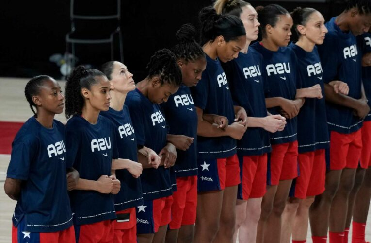 Hard to back Olympic teams lacking true American pride