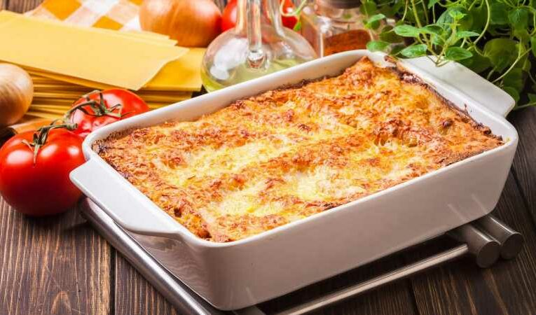 Here's The Huge Sin You Are Committing When Making Lasagna