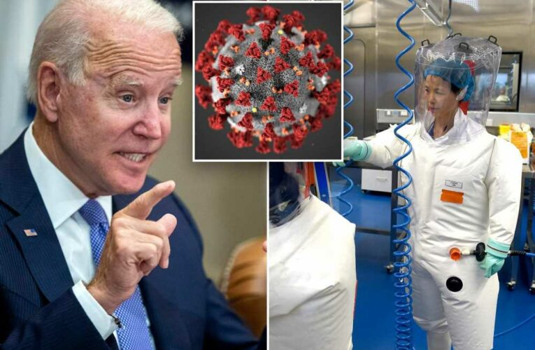 Heres all the proof Biden needs to conclude COVID-19 was leaked from a lab
