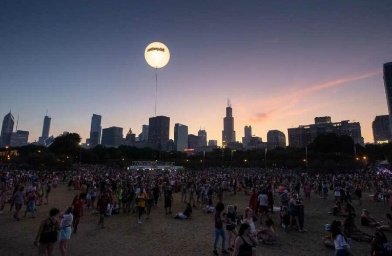 How Safe Is a Big Fest Like Lollapalooza During the Covid Era?
