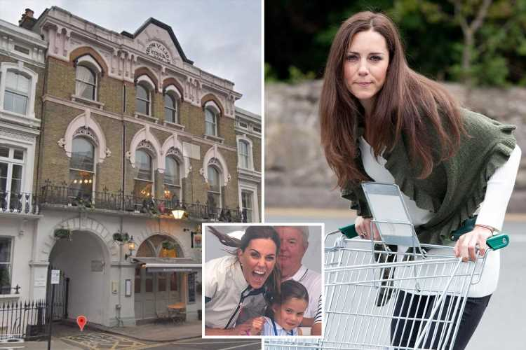 How relatable Kate Middleton is the Queen of Normal – from mum-drinks in the pub to bargain shopping in Sainsbury's – The Sun