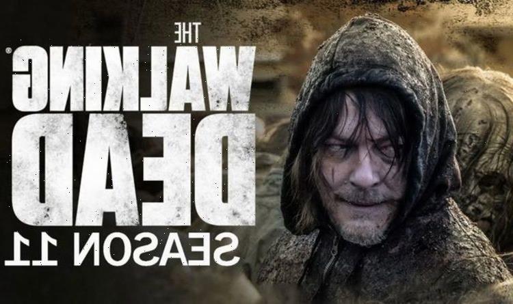 How to watch The Walking Dead season 11 in the UK