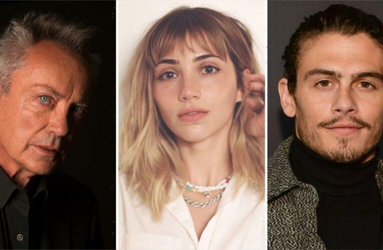 Hunters: Tommy Martinez, Emily Rudd & Udo Kier Join Season 2 As Recurring
