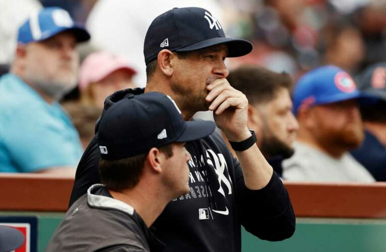 Its up to Aaron Boone to change his Yankees fate