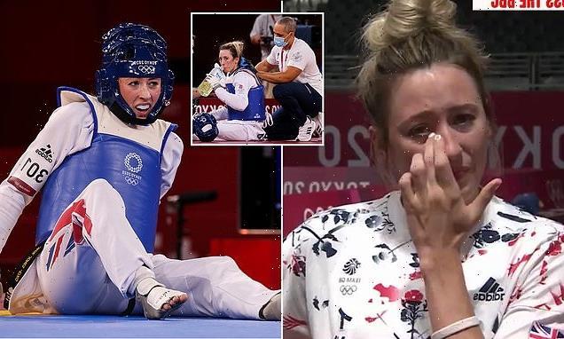 Jade Jones STUNNED with double Olympic taekwondo champion knocked OUT
