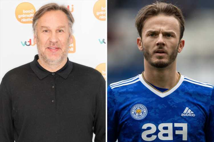 James Maddison backed to 'rip it up' next season – but Paul Merson unsure whether it will be for Leicester or Arsenal