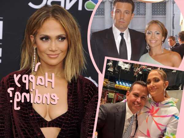 Jennifer Lopez Alludes To A-Rod Breakup & Ben Affleck Reunion In New Interview: 'Some Things Do Last Forever'