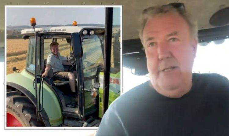 Jeremy Clarkson shares rare farm update as he talks 'busy night' with Kaleb Cooper