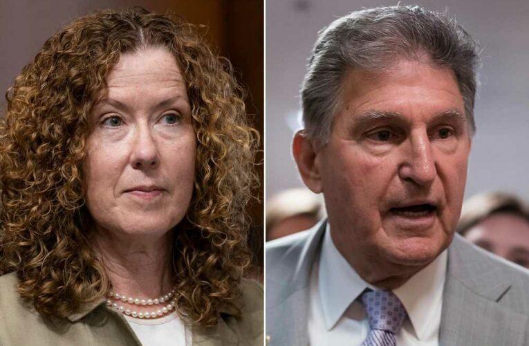 Joe Manchin supports Bureau of Land Management pick Tracy Stone-Manning