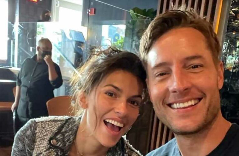 Justin Hartley Celebrates Wife Sofia Pernas With Gushing Birthday Tribute
