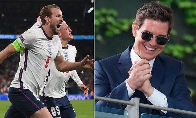 Kane reveals that Tom Cruise FaceTimed the squad on Friday night