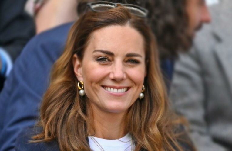 Kate Middleton Self-Isolating at Home After COVID-19 Contact