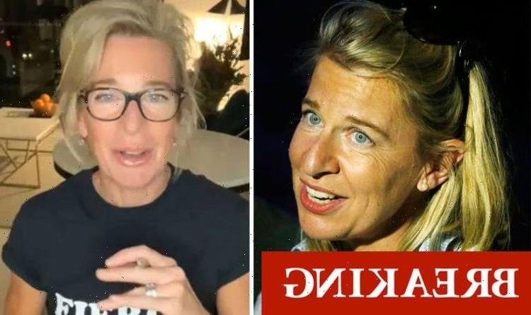 Katie Hopkins reported to police after flouting strict Australia lockdown rules