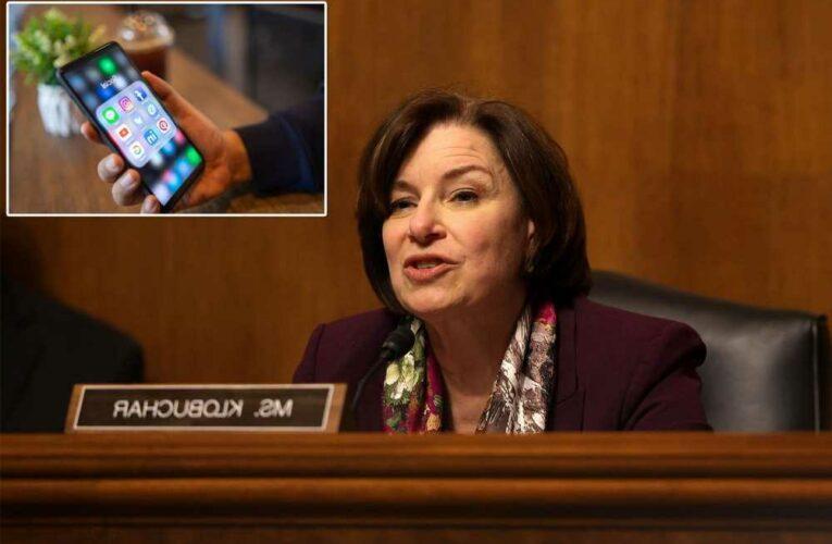 Klobuchar bill takes aim at health misinformation on Facebook, Twitter