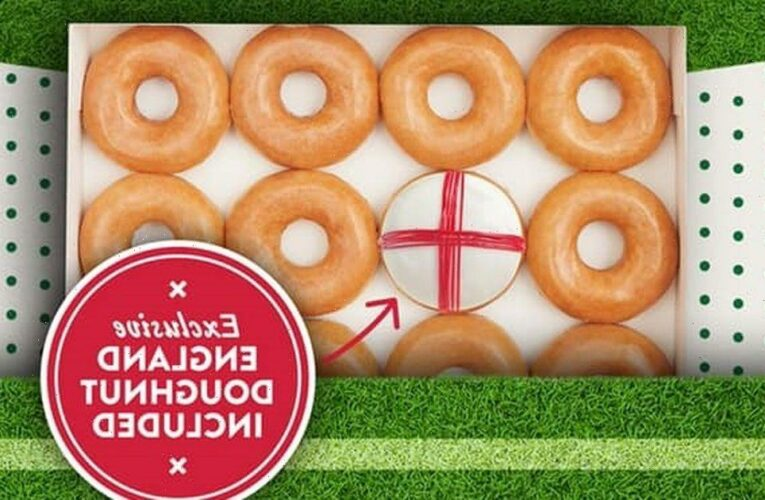 Krispy Kreme is giving away 12 free donuts in celebration of it being Match Day