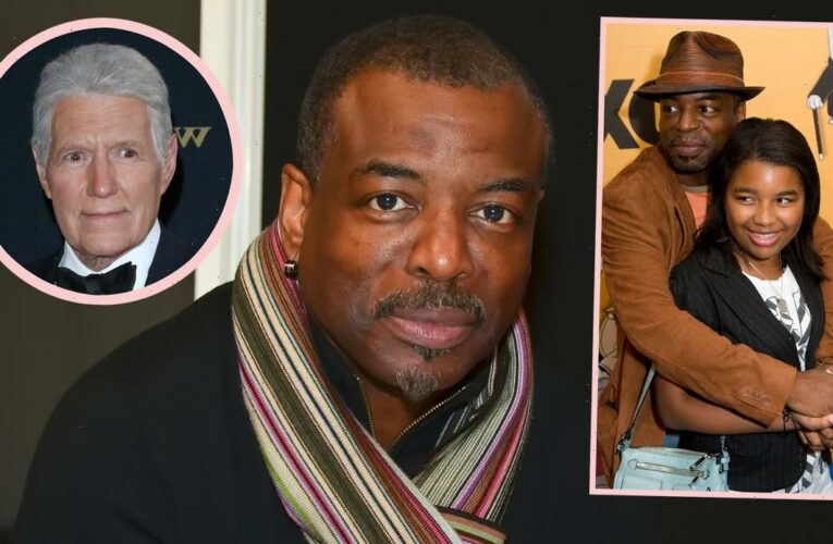 LeVar Burton's Daughter Masterfully Trolls Him Over His Much-Anticipated Jeopardy! Hosting Gig!