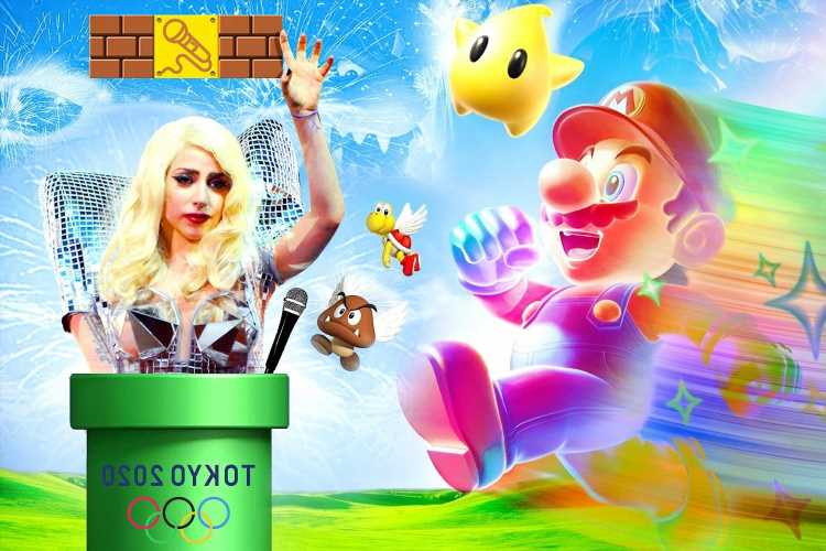 Leaked Tokyo 2020 documents reveal wild plans for Lady Gaga to jump down pipe dressed as Super Mario at opening ceremony
