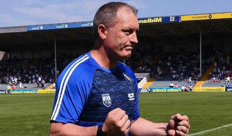 Liam Cahill rues 'disaster' maor foirne rule after Waterford struggled to stem Galway momentum