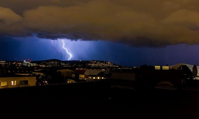 Lightning bolt kills two sisters, aged 18 and 12, on hike in Norway