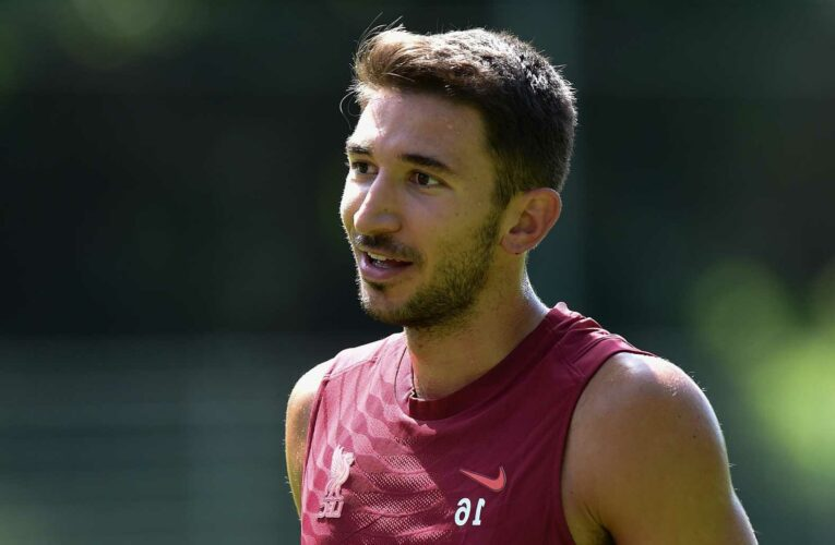 Liverpool forgotten man Marko Grujic finally set to quit in £14m Sassuolo transfer after five-years with Reds