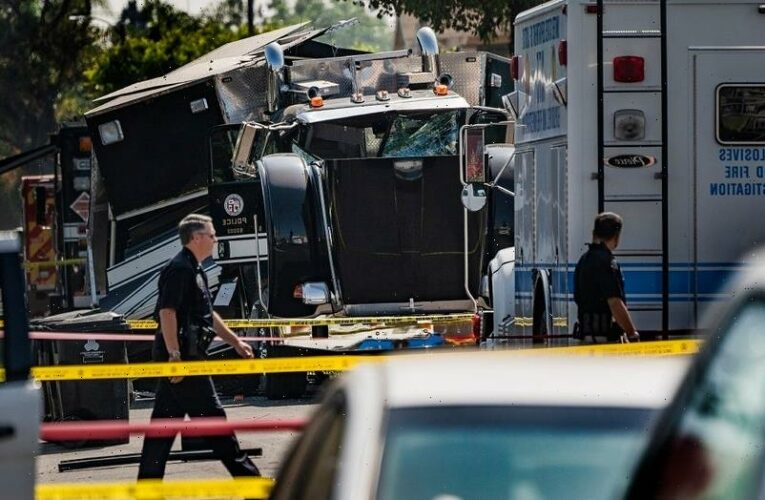 Los Angeles police miscalculated weight of fireworks before massive explosion, chief says