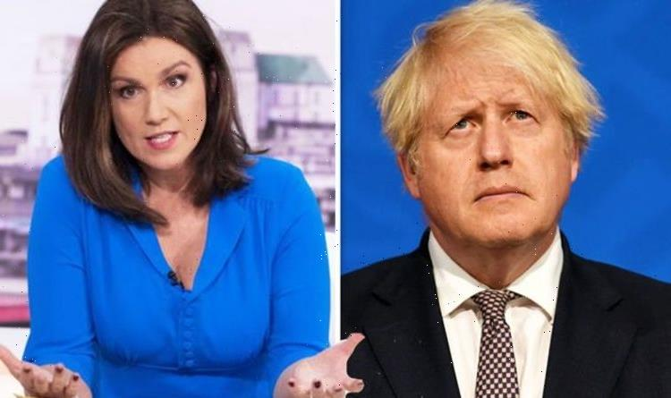 Lost public consent Susanna Reid warns Boris Johnson amid Test and Trace backlash
