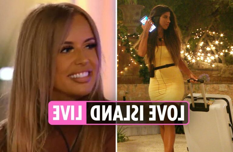 Love Island 2021 LIVE: Shannon Singh DUMPED but Chuggs and Liam to join villa as Faye and Brad have heated argument