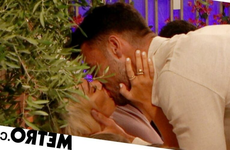Love Island viewers fume as Liam gets lapdance and kisses new girls in Casa Amor