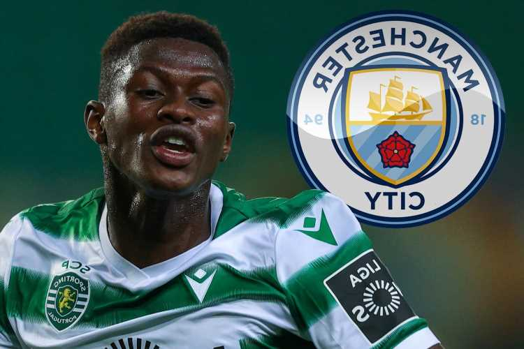 Man City want Nuno Mendes transfer this summer with £25.75m offer on table for 19-year-old Sporting Lisbon full-back
