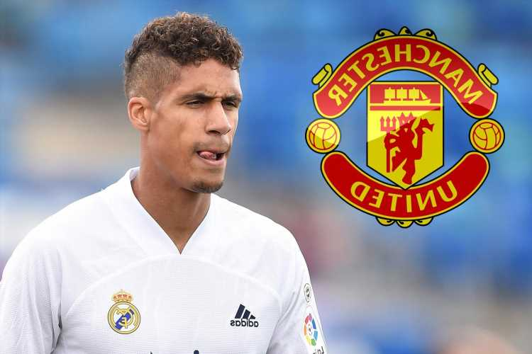 Man Utd 'close' to agreeing Raphael Varane personal terms ahead of transfer from Real Madrid