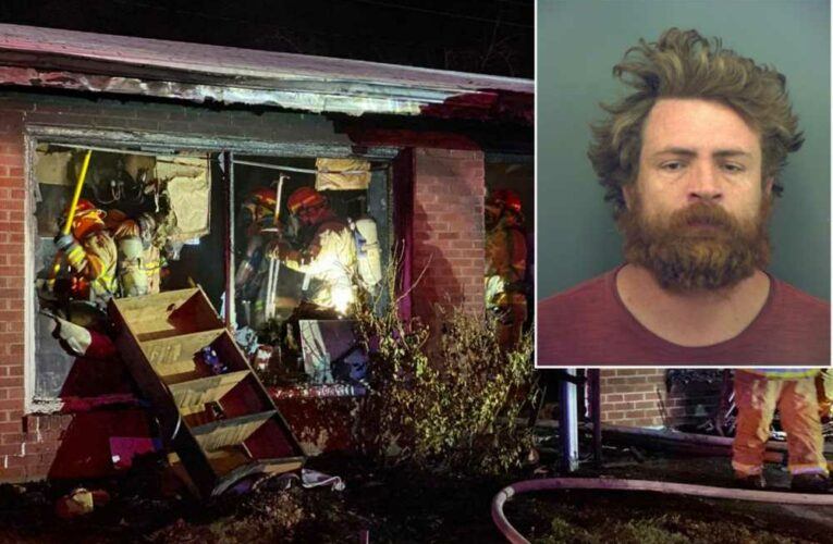 Man accused of setting deadly fire because relatives didnt follow Bible