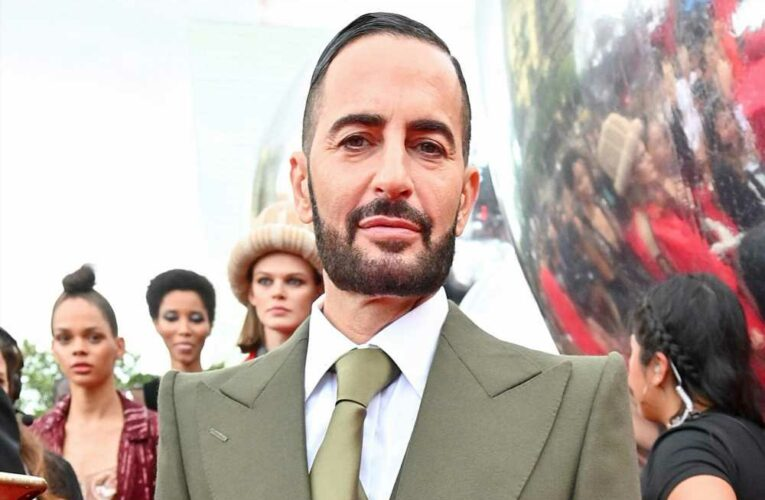 Marc Jacobs reveals results of facelift