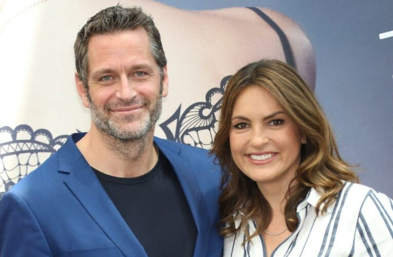 Mariska Hargitay Shares Photo With Her Husband, Peter Hermann, Fans React: 'You Guys Are the Cutest'