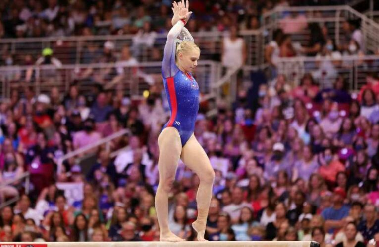 Meet Jade Carey, USAs vault and floor specialist who rode six World Cup gold medals to Olympics berth