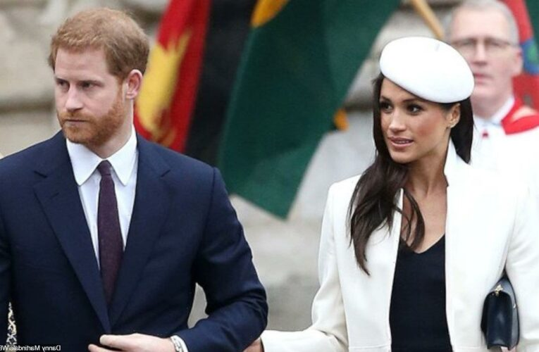 Meghan Markle and Prince Harry's Daughter Lilibet Still Snubbed From the Royal Line of Succession