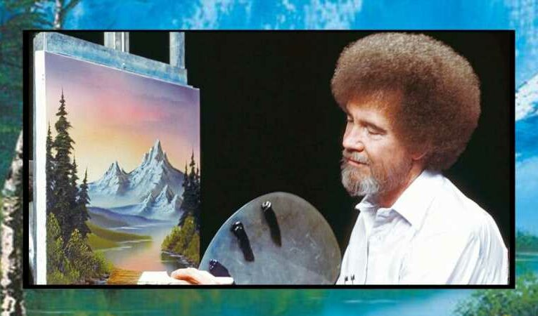 Missing Little Trees: The Search & Discovery Of Bob Rosss Paintings