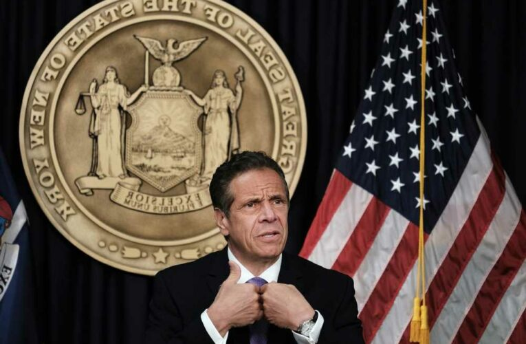 Most New Yorkers want Cuomo to resign or not seek re-election, poll shows