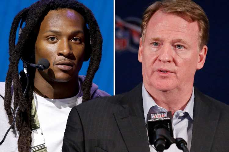 NFL says clubs could FORFEIT games for Covid outbreaks as anti-vax Cardinals star Deandre Hopkins threatens to quit