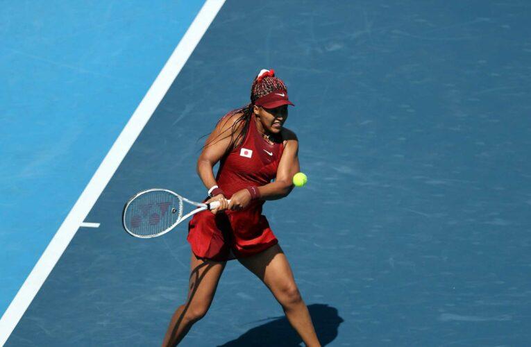 Naomi Osaka Just Won Her First Tennis Match at the Olympics!