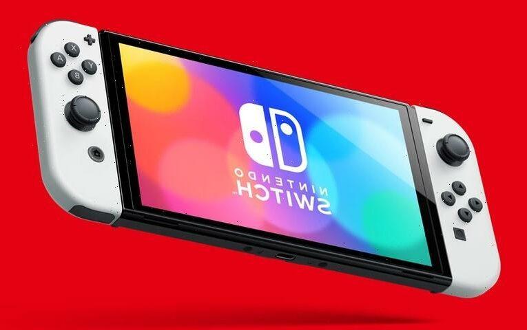 Nintendo Unveils New Switch OLED Model
