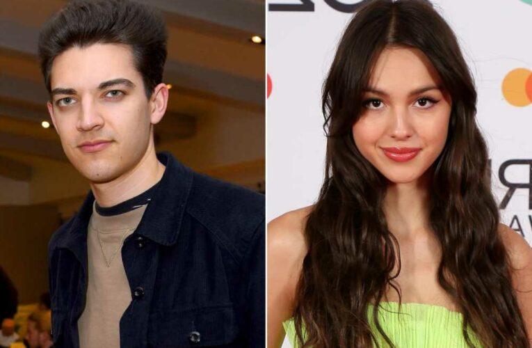 Olivia Rodrigo is dating producer Adam Faze