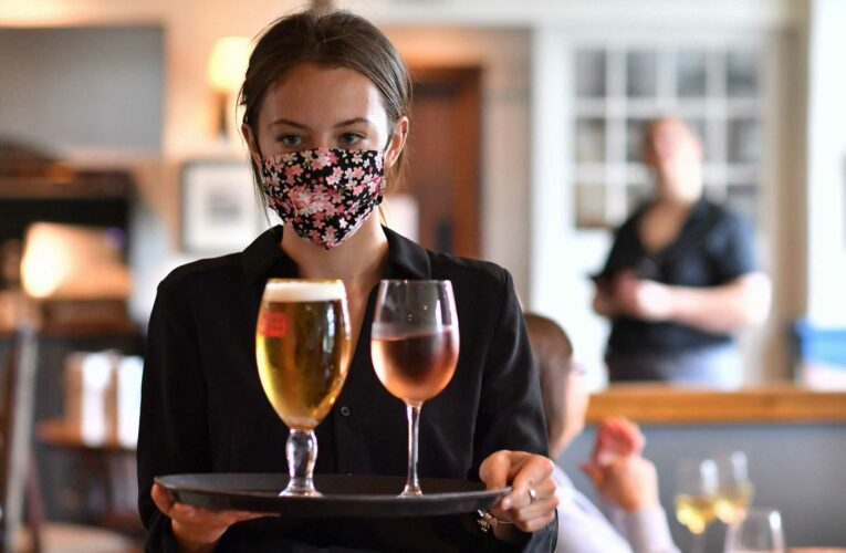 Ordering at the bar could still be banned AFTER July 19 easing as councils force venues to keep table service and masks