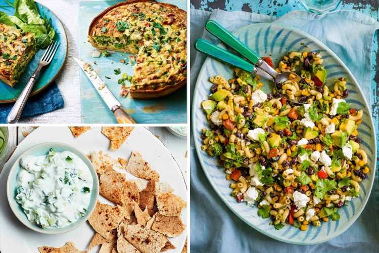 Pack the perfect picnic this summer with mouth-watering dishes from WW