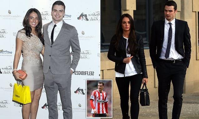 Paedophile footballer Adam Johnson reunites with ex-girlfriend