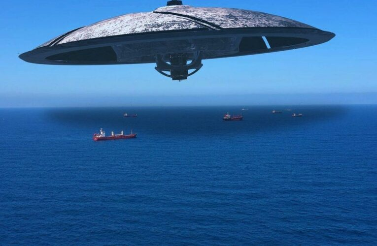 Pentagon has 'extremely clear video of UFOs in formation' claims insider